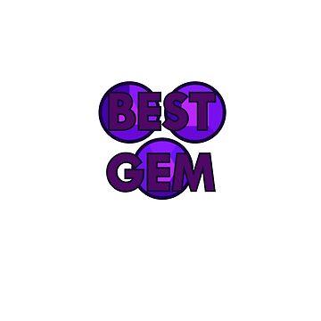 Sugilite is Best Gem by chaotichomo