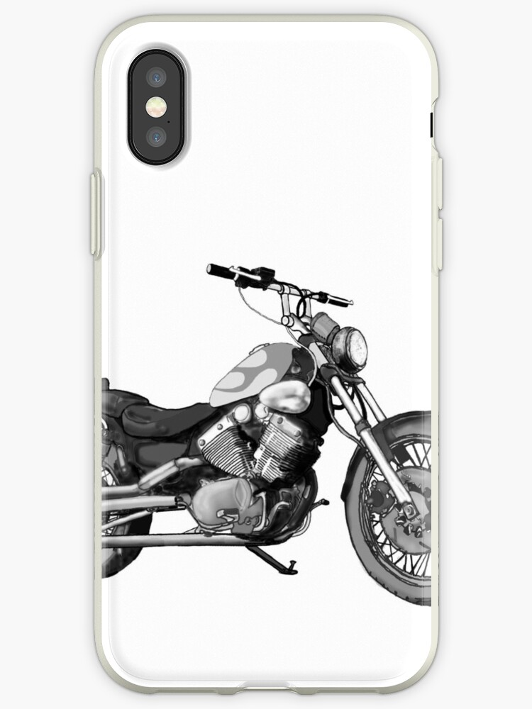 size 40 72906 6c767 'Yamaha 32 Ci CUSTOM' iPhone Case by Radwulf