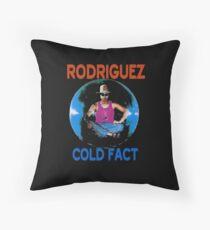 sixto rodriguez Throw Pillow