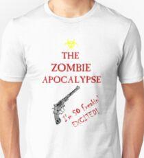 Zombie Apocalypse - Freakin' Excited! Unisex T-Shirt