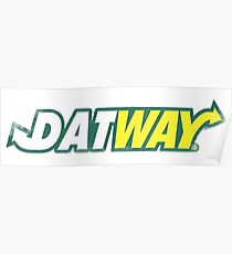 Datway Poster