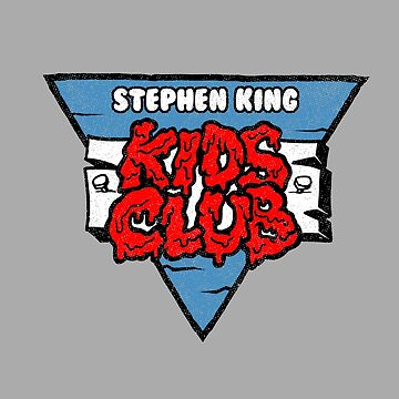 Stephen King  Kids Club by Gimetzco