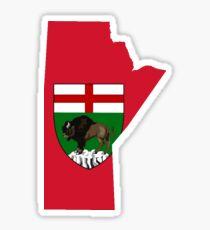 Manitoba Sticker