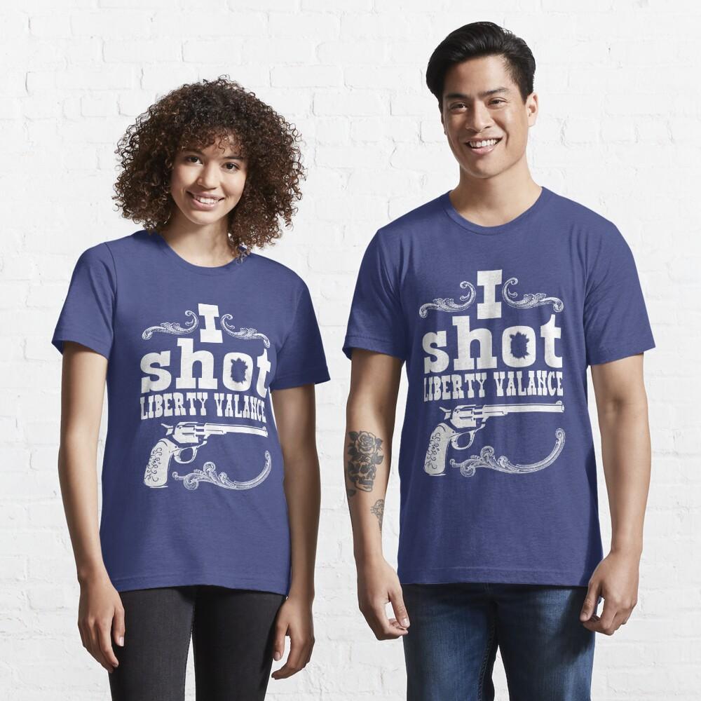 I shot Liberty Valance - Dark colors Essential T-Shirt
