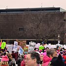 Women's March On Washington - National Museum of African American History and Culture by Matsumoto
