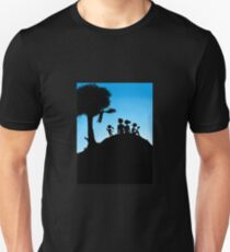 Peaceful Family Outing Unisex T-Shirt