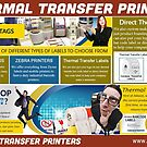 Thermal Transfer Printers by Thermal Transfer Labels