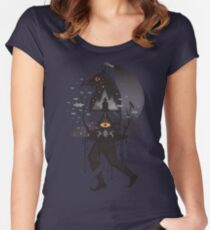 Prisoners Women's Fitted Scoop T-Shirt