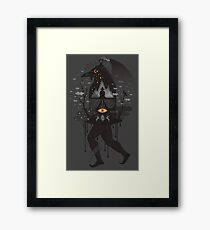 Prisoners Framed Print