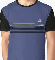 Zelda Triforce Graphic T-Shirt