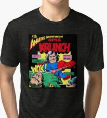 Captain Krunch Tri-blend T-Shirt