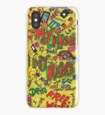wacky phone cases and skins iPhone Case/Skin