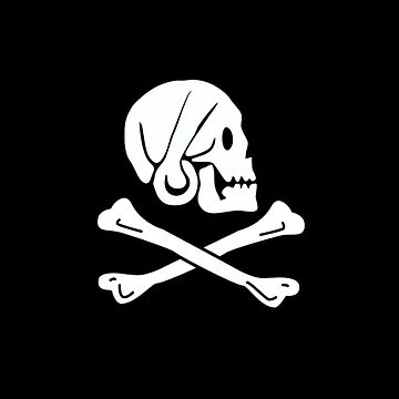 Pirate Flag (1) by mpodger