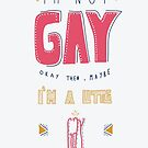 "SKAM - Isak ""I'm not gay. Okay then, maybe I'm a little gay."" by nanaminhae"