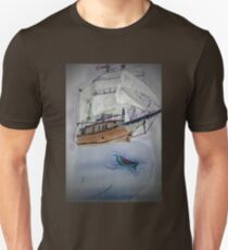 whale rider 3  T-Shirt