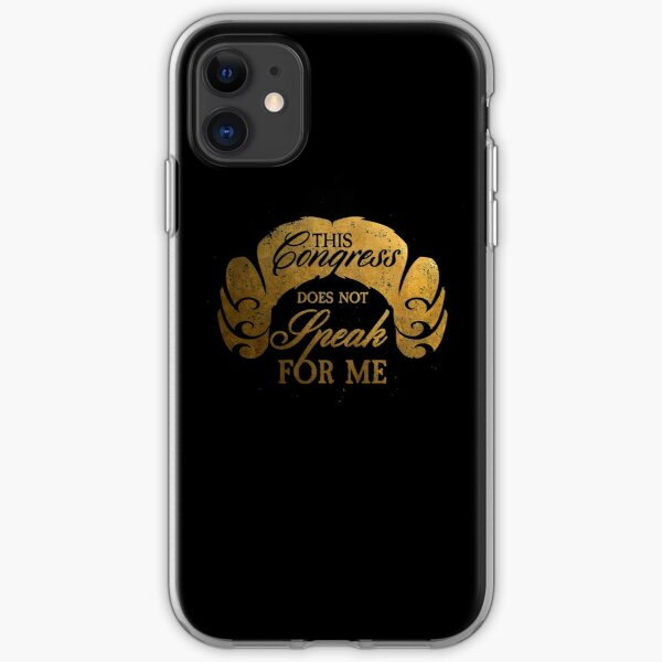 Hamilton - Congress iPhone Soft Case