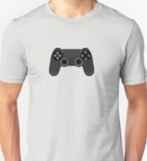 Playstation Controller with Love Unisex T-Shirt