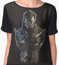 Steam Or Cyber Punk ? Women's Chiffon Top