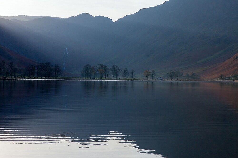Buttermere Rays by Nick Atkin
