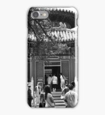 Beijing Temple iPhone Case/Skin