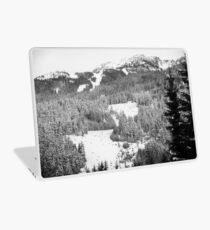 A Wintry Return to the Village Laptop Skin