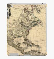 North America 1750 iPad Case/Skin