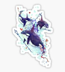 Sea queens Sticker