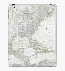 North America 1788 iPad Case/Skin