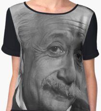 Albert Einstein Chiffon Top