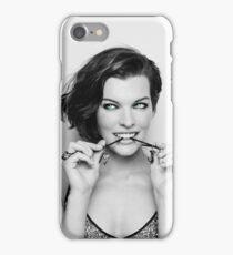 Mrs. Jovovich 3 iPhone Case/Skin