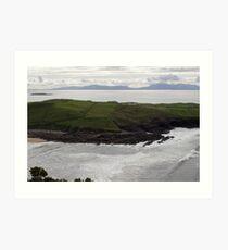 Muckross co. Donegal Ireland Art Print