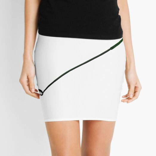 Golf Club Mini Skirt
