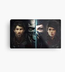 Dishonored 2 Metal Print