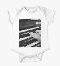 Pipe organ One Piece - Short Sleeve