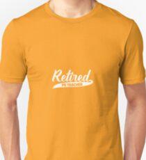 Retired PE Teacher Retirement Gift T-Shirt Unisex T-Shirt