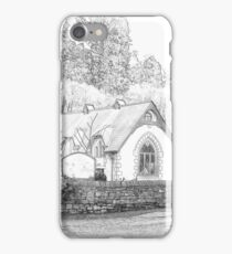 Chequers Hotel iPhone Case/Skin
