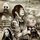 real spirited away by meatwork