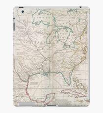 North America 1720 iPad Case/Skin