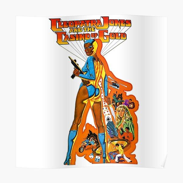 Cleopatra Jones Poster