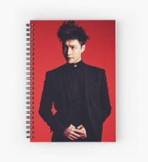 Exo Monster - LAY Spiral Notebook