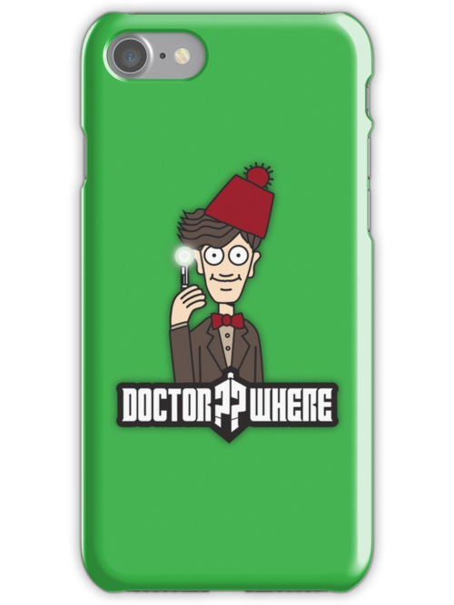 Doctor Where by TedDastickJr