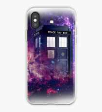 Materialising In Space iPhone Case