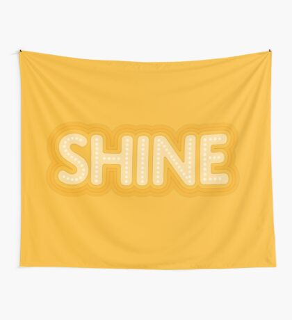 Shine Wall Tapestry
