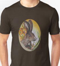 Ostara Spring Hare Unisex T-Shirt
