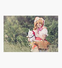 Little Bo Honoka Photographic Print