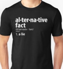 Alternative Facts Definition T-Shirt