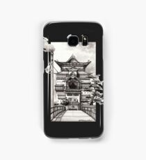 bath house Samsung Galaxy Case/Skin
