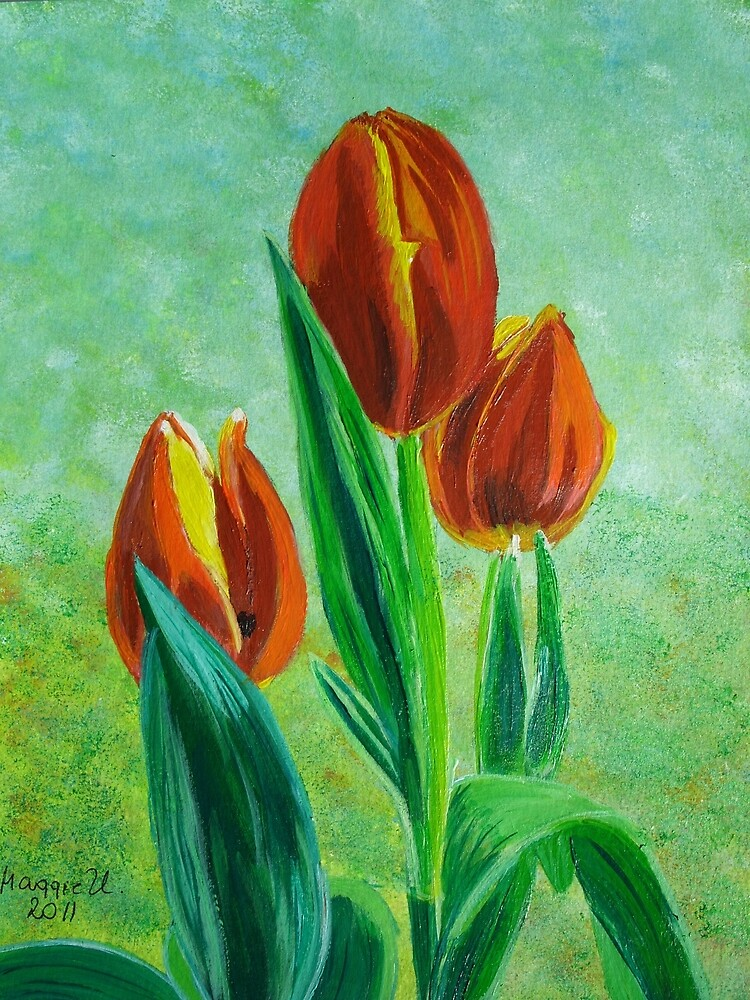 Tulips for Rick by maggie326