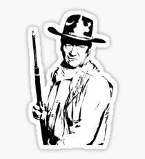 John Americana - ONE:Print Sticker