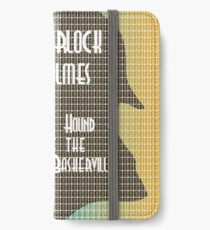 The Hound of the Baskervilles iPhone Wallet/Case/Skin